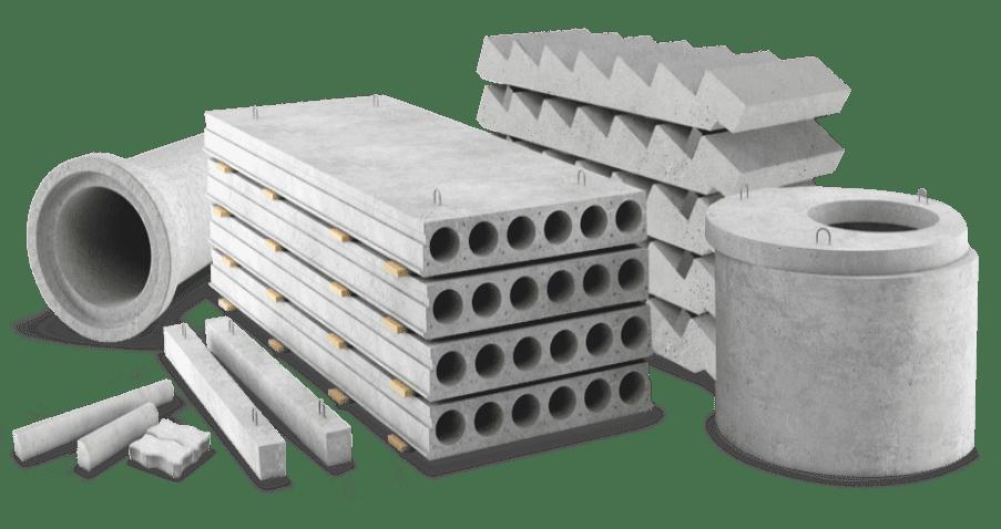 Монтаж сборных бетонных и железобетонных конструкций
